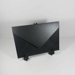 Envelope Metalizado Preto Mod.EN3100 - 15x21,5cm