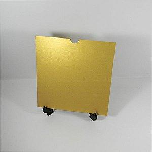 Envelope  Linha Metalizado Dourado Mod.EN2100 - 20x20cm