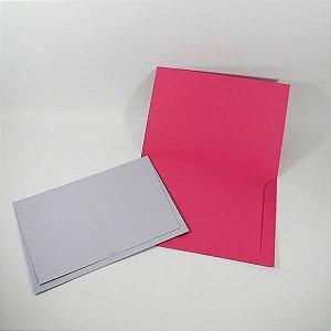 Envelope Linha color várias cores Mod.EN3300 tam:15x21,5cm