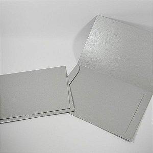 Envelope Prata Mod. EN3300  - 15x21,5cm