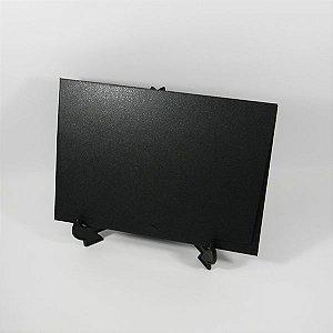 Envelope preto metalizado Mod. EN3300  - 15x21,5cm