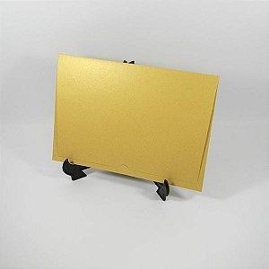 Envelope Metalizado Ouro  Mod. EN3300  - 15x21,5cm
