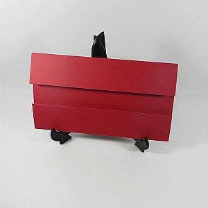 Envelope EN1030 Color Plus Vermelho Pequim Tam 12x21