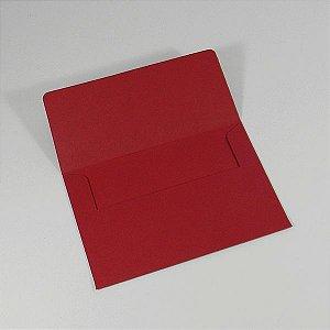 Envelope Para Convites Modelo EN1020 Vermelho Pequim - tam:10x15 - 20 unids