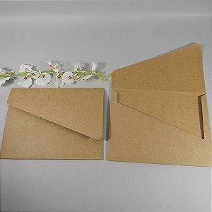 Envelope Kraft - Rústico Mod.EN3600 - 14,5x20cm