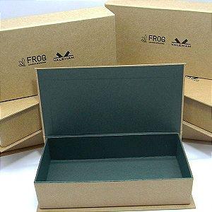 Caixa embalagem para produtos - corporativo