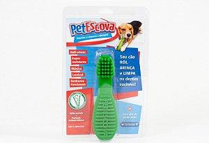 Pet Games - Mordedor Pet Escova Verde