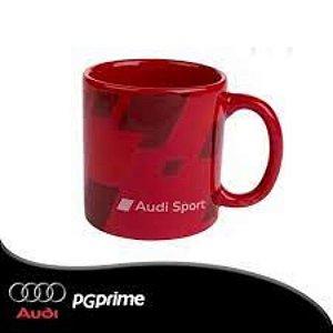 Caneca Rhombus Sport Audi Vermelho Unico 41044