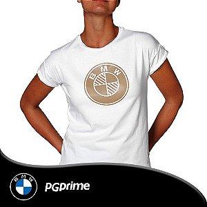 T-Shirt BMW Logo Feminino Tam S