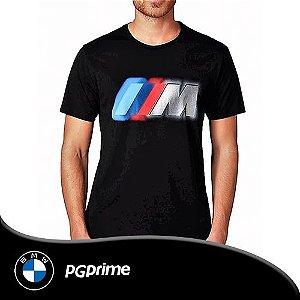 T-Shirt BMW M Masculina Tam L