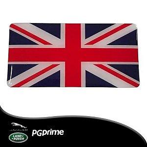 Bandeira Reino Unido Land Rover