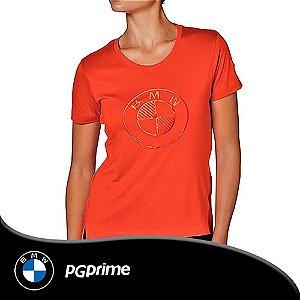 T-Shirt BMW Fashion Fem Tam XS