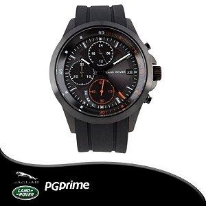 Relógio Solar - Land Rover - Preto