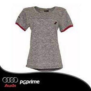 Camiseta Design Feminina Heritage Audi