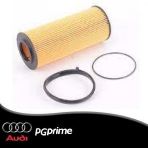 Elemento Filtro com Junta Audi A7, A4, A5, S4, S5, A6, A8...