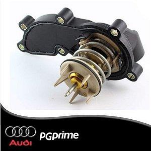 Válvula Termostática Bomba Água Audi A4, A5, A6, A7, A8...