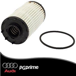 Elemento do Filtro de Óleo Audi A6, A7, A8, Q8, S4, S5...