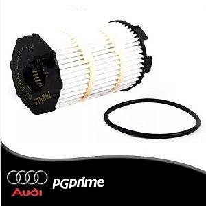 Elemento do Filtro de Óleo Audi RS4, RS5, S5, A6, S6, S8...