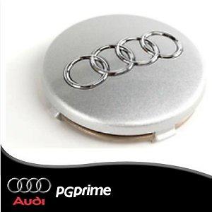 Tampão Decorativo de Roda  Audi A1, A2, A3, A4, A6, A8 e Q3