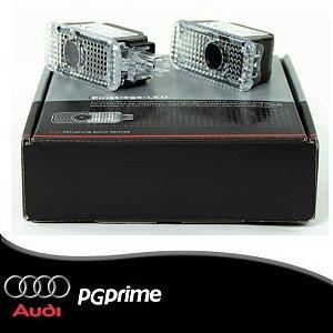 Luz de Acesso em Led Audi A3, A4, A5, A6, A7, A8, Q2, Q3...