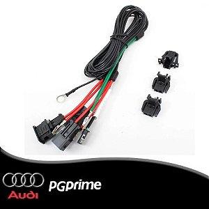 Jogo de Chicotes Câmera Ambiente Audi A4, A5, A6, RS5 e A7