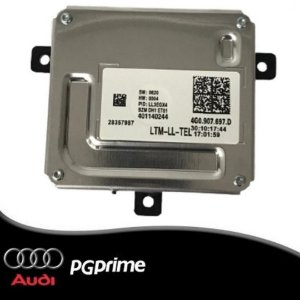 Modulo Potencial para Luz Audi A3, A4, A5, Q3, Q5 e Q7