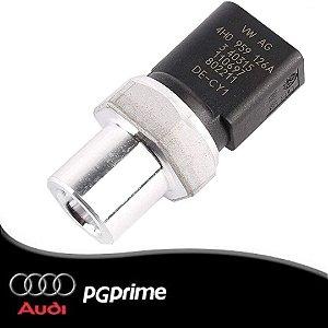 Sensor de Pressão de Ar-condicionado Audi A3, A7, A8 e Q5