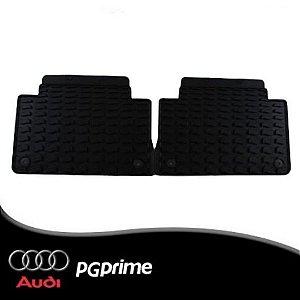 Tapete Preto Traseiro Audi Q7