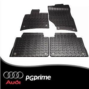 Tapete Preto Dianteiro Audi Q7 4L