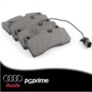 Jogo de Pastilha de Freio Traseira Audi R8