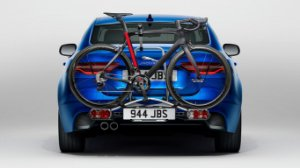 Transportador de Bicicletas com Engate Acoplado