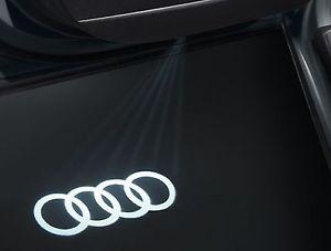Audi Beam (LED para portas - Argolas Audi)