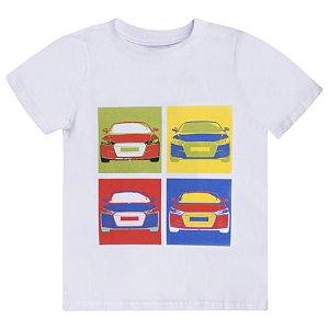 Camiseta Infantil Audi 8 Anos