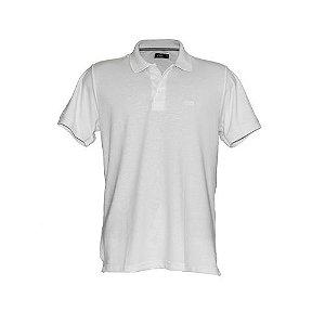 Camisa Polo Style Rings - Branca - Masculina