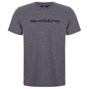 Camiseta Masculina Audi Quattro