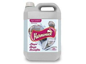 Água Sanitária Harmoniex 5 Litros / 2 Litros