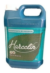 Desinfetante Algas 5 Litros HarcClin