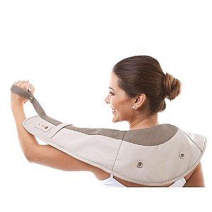 colete massageador elétrico para as costas e ombros