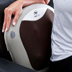 massageador para relaxamento muscular com aquecimento elétrico