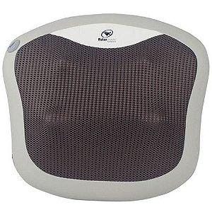massageador para dores nas costas com aquecimento e vibração