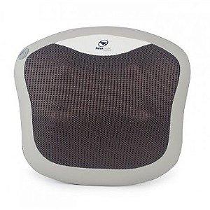 massageador aquecido e vibratorio relaxmedic para shiatsu com multiplas funções