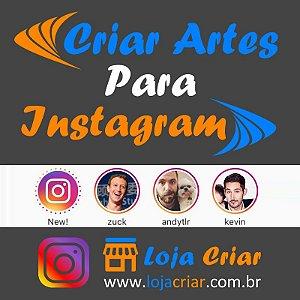 Criar Artes Para Instagram