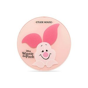Etude House - Happy With Piglet Cushion Case