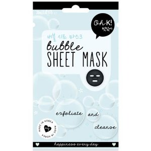 Oh K ! Bubble Sheet Mask 27ml