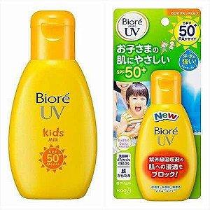 Bioré UV Nobi-Nobi Kids Milk SPF50+ PA++++ 90g