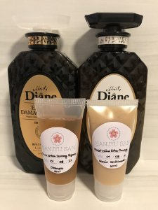 Moist Diâne Extra Damage Repair Shampoo & Treatment Fracionado 60ml (cada)