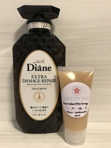 Moist Diâne Extra Damage Repair Treatment Fracionado 60ml