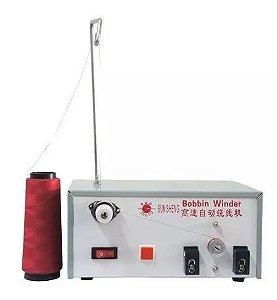 Enchedor De Bobina Elétrico Com Sensor P/ Maquina De Costura 110V
