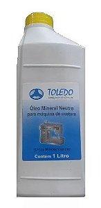 Oleo Mineral Neutro Lavavel 1 Litro Para Máquina De Costura