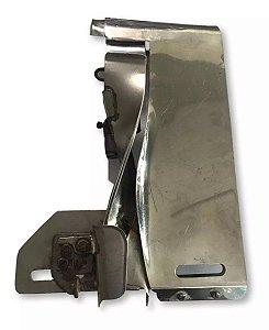 Aparelho Embutir Elastico Em Moletom E Lençol Catraca 4 Agulhas 40mm